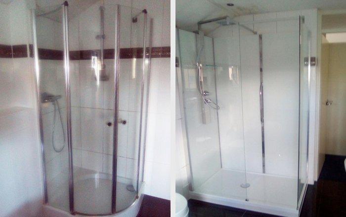 Onze badkamer installaties practicomfort - M badkamer installatie ...